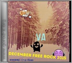 December Free Rock 2015.